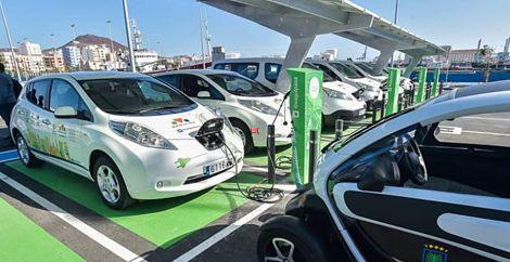 ¿Es posible conducir un vehículo eléctrico en Gran Canaria?