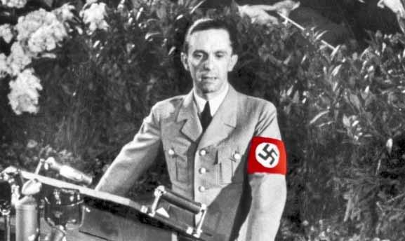 Goebbels y las Comunidades Autónomas
